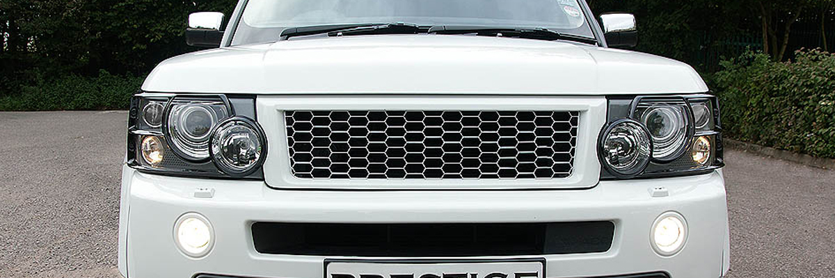 Range Rover Limo 2