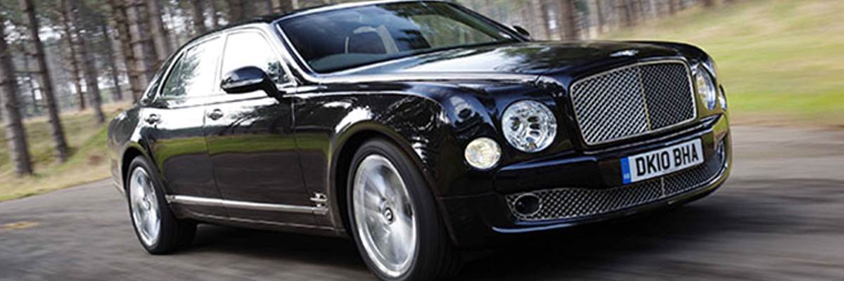Black Bentley Mulsanne 3