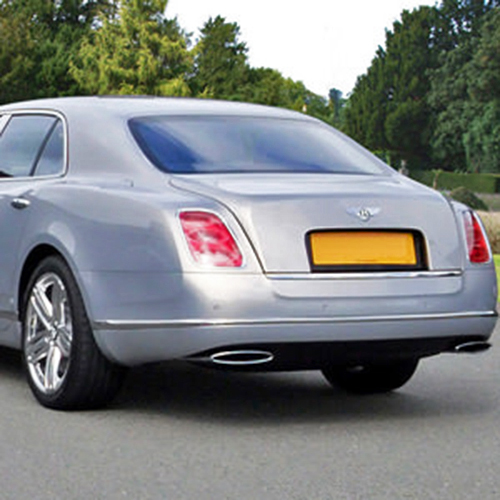 Rent A Silver Bentley Mulsanne Hire London Herts & Essex