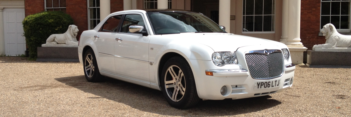 Chrysler Luxury Car 1