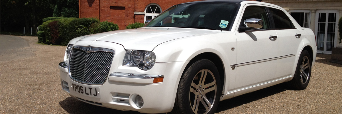Chrysler Luxury Car 2