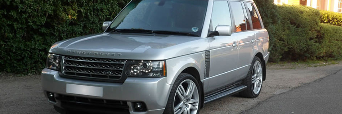 Range Rover Vogue 2